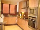 Ultra modern & very fully equipped kitchen with granite worktops