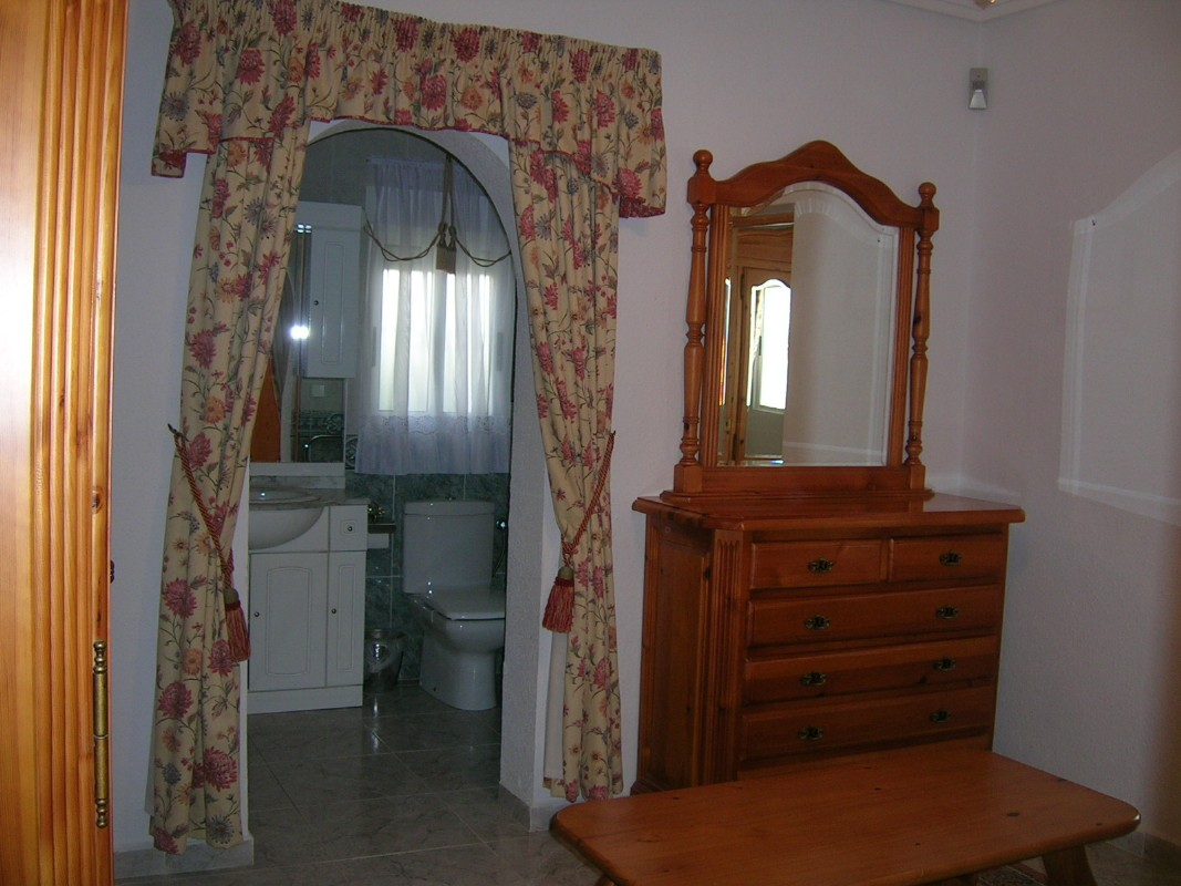 Pin bedroom dressing design gharexpert on pinterest for Bedroom with attached bathroom and dressing room