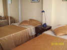 Second Bedroom, 2 Single beds