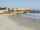 One of Playa Flamenca beaches