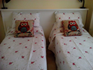 Owl - Twin bedroom