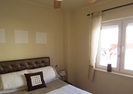 Double bedroom with air con