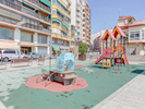 playground for kids on the street