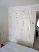 Fitted Wardrobes in bedrooms