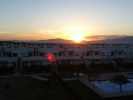Sunset from Jardin 8