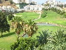 view of miraflores golf course from the gardens of golf gardens miraflores