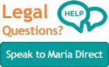 Legal Questions? Speak to Maria Direct