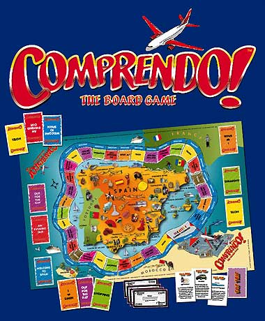 Comprendo board game