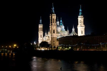 El Pilar cathedral Zaragoza