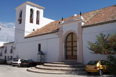 El Burgo church