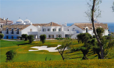 Finca Cortesin club house