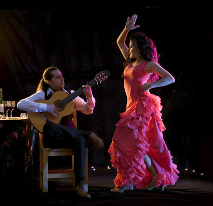 The origins of flamenco music for Espectaculo flamenco seville sevilla