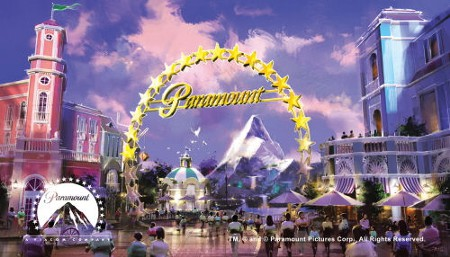 Paramount in Spain