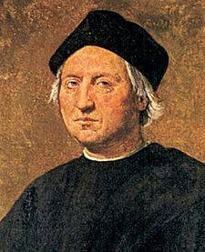 christopher columbus was a conqueror The stunning truth is: if christopher columbus were christopher columbus was a conqueror alive today torturer including videos.