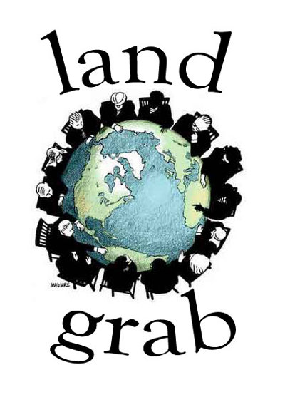The truth about land grabs