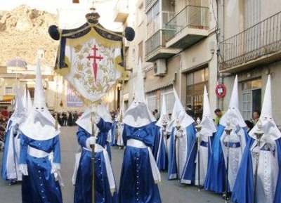 Procession in Spain