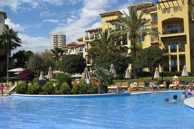 Timeshare in Spain