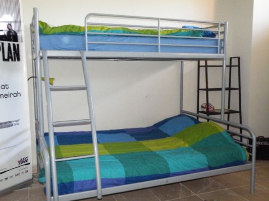Ikea bunk bed for sale for Beds on sale ikea