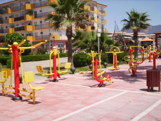 Nearest Gym To Exercise Casares Del Sol Apartment Holiday