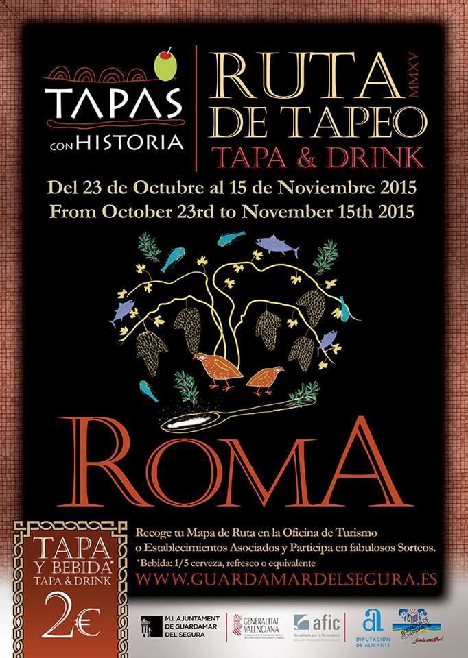 Guardamar Tapas 2015