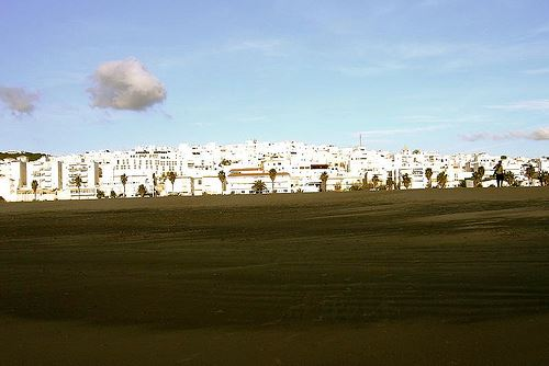 Conil: white village