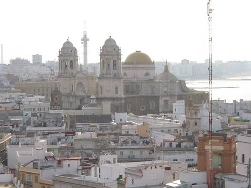 Cathedral from Torre Tavira