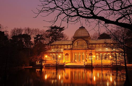 Winter in Crystal Palace (just before the dawn) por felipe_gabaldon.