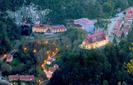 Covadonga Spain  city images : Covadonga The jewel of Asturias