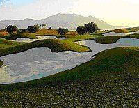 Finca Cortesin Golf in Casares