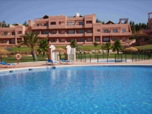 Casares del Sol holiday apartment and pool