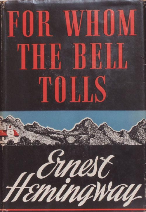 for whom the bell tolls robert For whom the bell tolls by ernest hemingway home / literature / for whom the bell tolls / quotes / duty   robert jordan begins to feel the first twinges of a conflict with his sense of duty he's started to care for anselmo and doesn't want to put him in harm's way, as the bridge operation requires him to do.