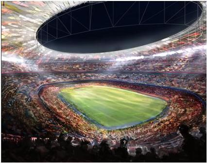 Nou Camp Norman Foster