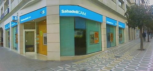 Press release cam bank appeal for Oficina 5488 banco sabadell