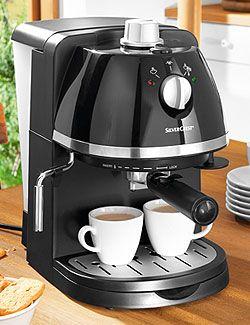 lidl spain espresso machine for. Black Bedroom Furniture Sets. Home Design Ideas