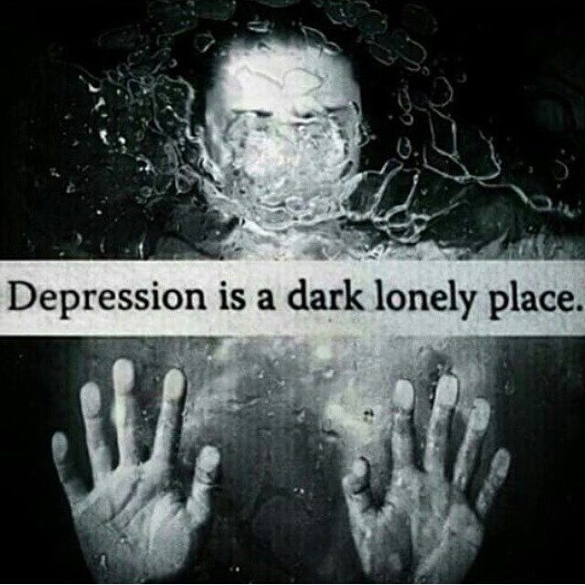 Really lonely and depressed