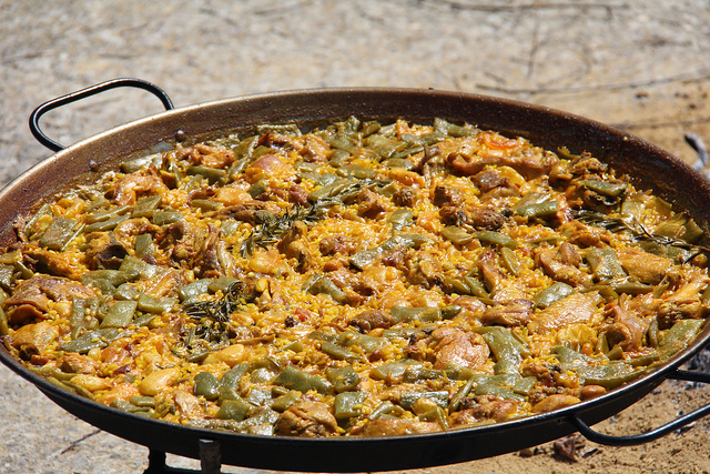 Valencian Paella - The Real Deal