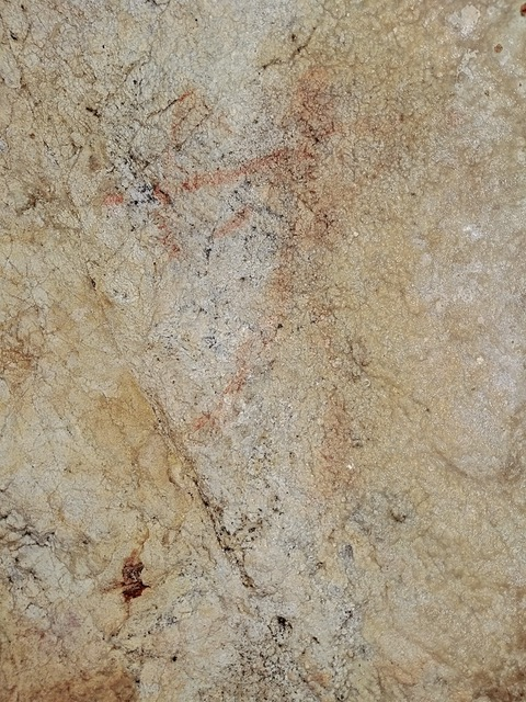 What does it all mean? Palaeolithic art in Ardales cave. Photo © Manu guerrero Sánchez