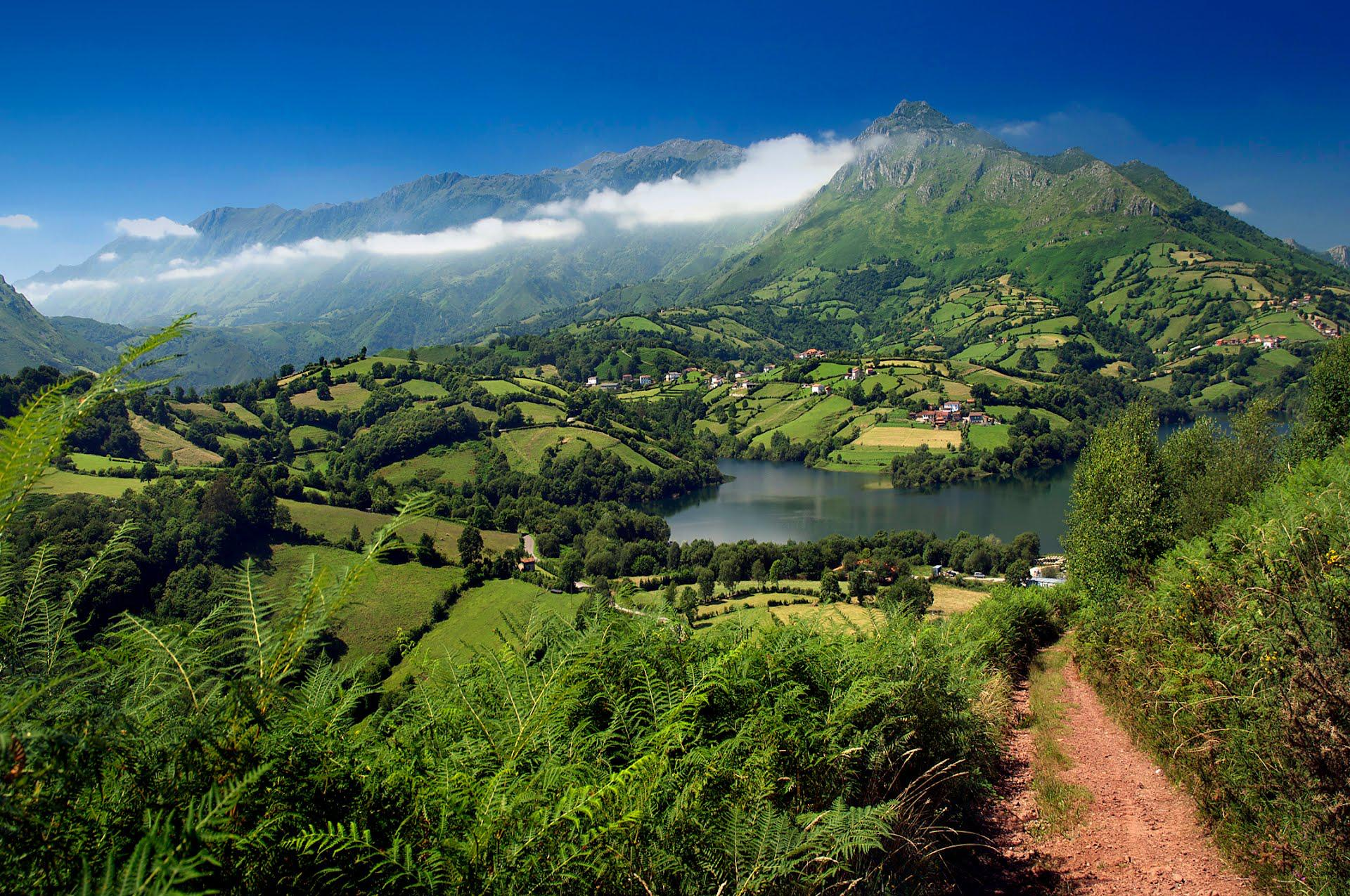 Asturias arguably one of the best places to live in spain for Best places to live in the mountains