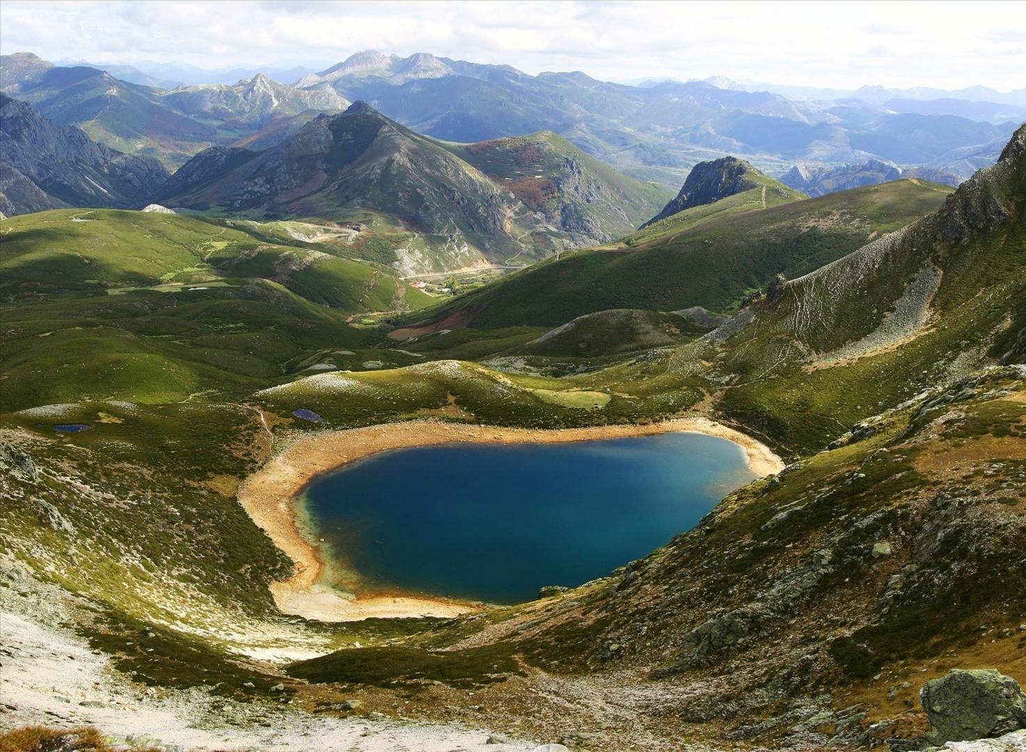 Nationalpark i spanien