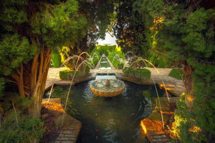 The alhambra in 360 - Residencia los jardines granada ...
