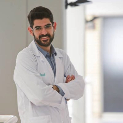 A young Spanish doctor influences in Europe