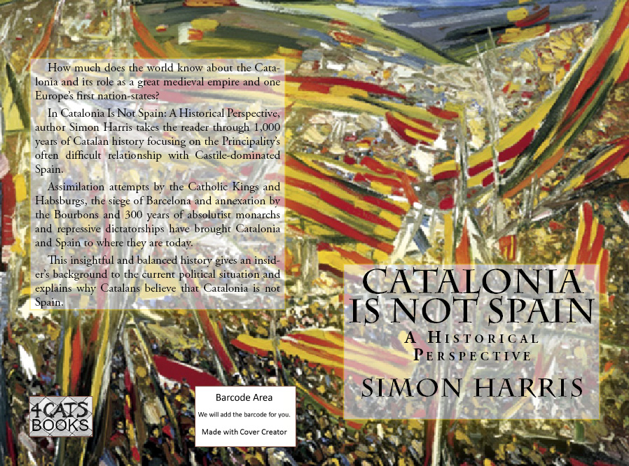 Catalonia Is Not Spain Book Cover