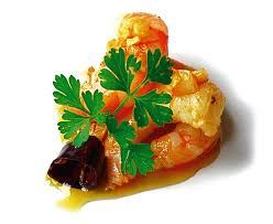 OLIVE OIL RECIPES - Nº3 - Langoustine Pil-Pil