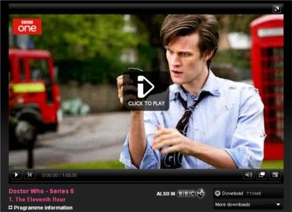 iPlayer after