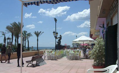 Eating out in Sabinillas, Costa del Sol